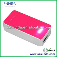 Sunda New Power Bank Leather Cover power bank tester