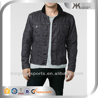 Fashion mens jeans jacket wholesale