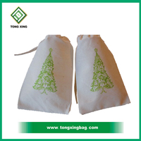 Jute Bags With Drawstring