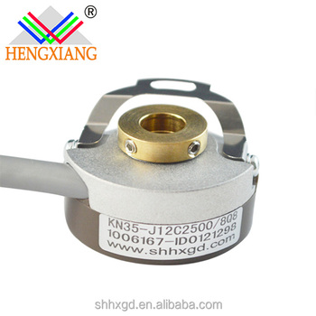 China encoder factory KN35 Rotary Encoder Discs Sensor Voltage output,DC12-24V