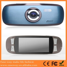 2.7 inch K-1500 2.7 1080 p camera gps g-sensor car dvr , Full HD 1080P night vision mini car backup camera