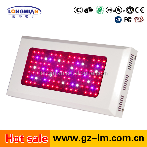 300W LED Grow Light Lamp Panel Veg Flower for Medical Indoor Plant Hydroponic