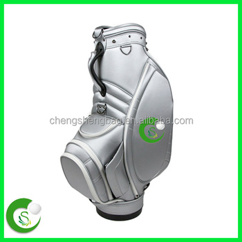 Personalized golf cart bag