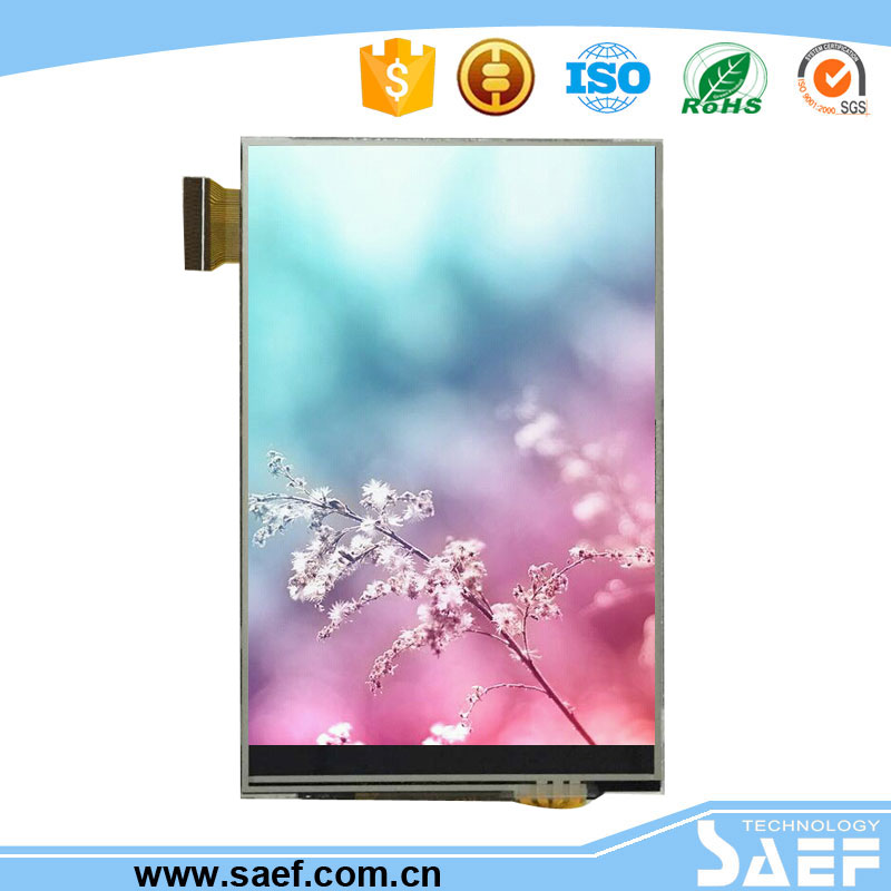 3.5 lcd touch module with MCU interface color screens lcd panels for sale