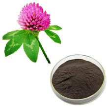 100% natural and pure red clover extract isoflavones