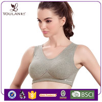Low Price Delicate Hot Girl Cotton woman bra set underwear