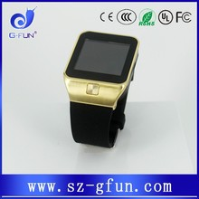Waterproof touched screen bluetooth smart watch phone with factory price