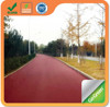 Garden road materials cold mix color asphalt with 1.2cm thickness