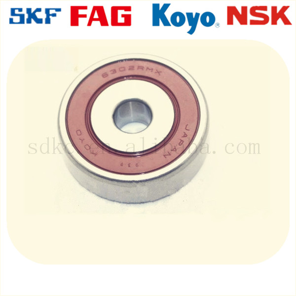 6302 rmx deep groove ball bearing with high quality size 10*42*<strong>13</strong> mm
