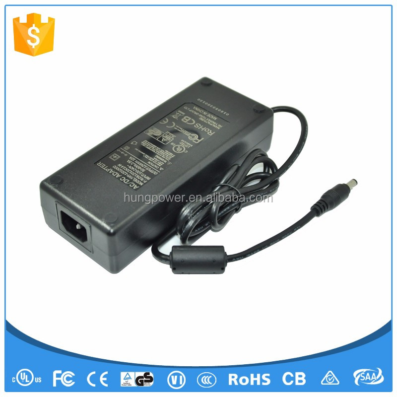 constant voltage led power supply 12v 10a cul adaptor ac dc adapter class 2 transformer 120w