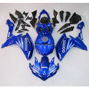 Motorcycle fairing kit For Yamaha YZF R1 2007 2008 R1 Body Kit