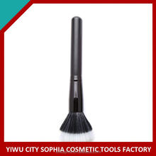 Manufacturer supply hot sale different types beauty mini kabuki brush for sale