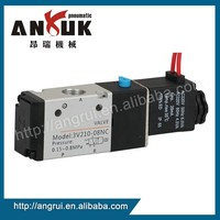 Good price efficient Cleaned air Internal pilot solenoid valves,air brake valve