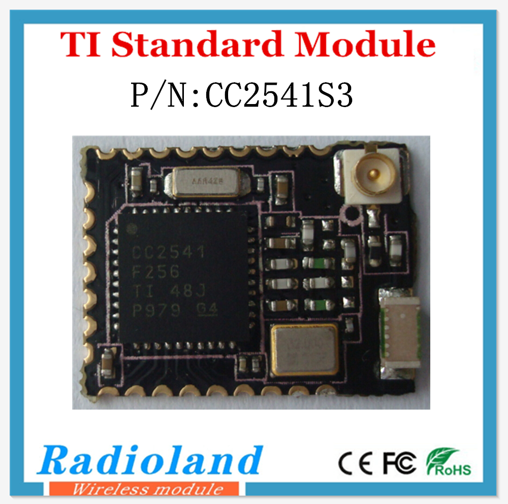 TI CC2541 bluetooth 4.0 module with antenna