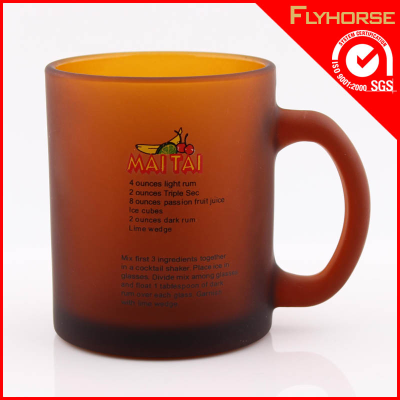 Grade AAA sublimation white mug with orca coating