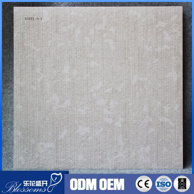 24x24 grey porcelain garage floor tiles in guangzhou standard size vitrified glazed rustic matt tile