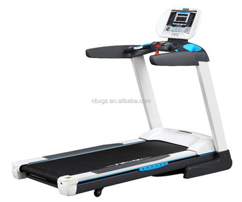 XG-V6E semi commercial motorized treadmill