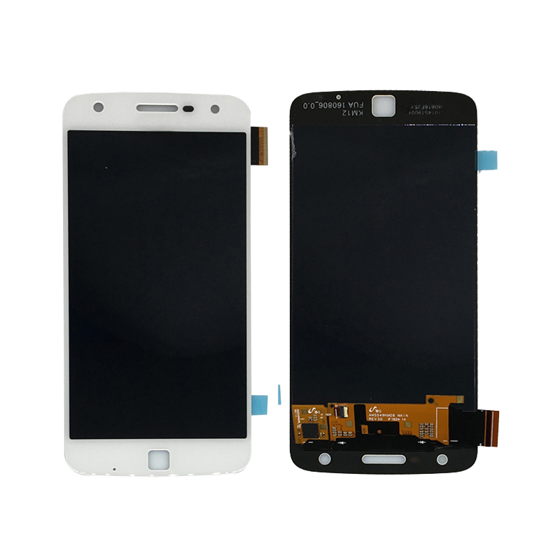 phone spare parts lcd display screens factory wholesale for motorola <strong>z</strong> play xt1635 lcd