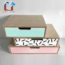 Irregular Drawer Design Home Decor Small Storage Drawer Box