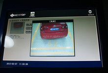KEYTOP Video Camera based Car Location System