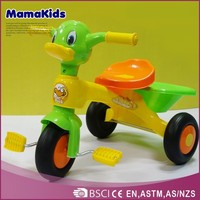 CE fashion plastic children tricycle
