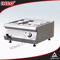 Electric Stainless Steel hot food warmer/hot food warmer buffet server
