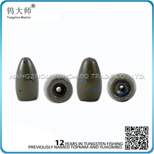 2015 New Products Super sharp Tungsten Bullet Weights