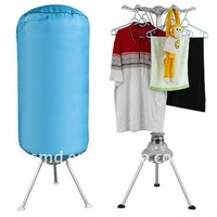 Smartmak SMT-900 portable Tri-Pod electric hanging hot air clothes dryers