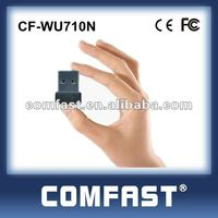 Comfast CF-WU710N Mini 150Mbps USB WiFi Wireless Network Card 802.11 n g b LAN Adapter adapters wireless card sharing