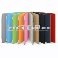 For apple ipad2/3 leather cover case