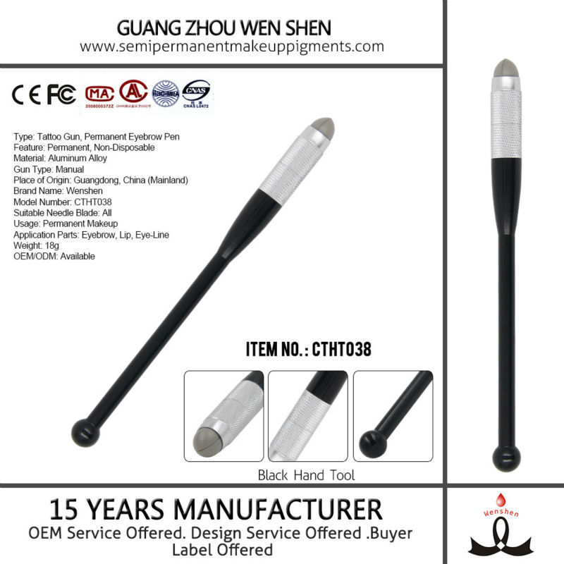Top Quality Microblading Manual Tattoo Pen Blading With OEM Service