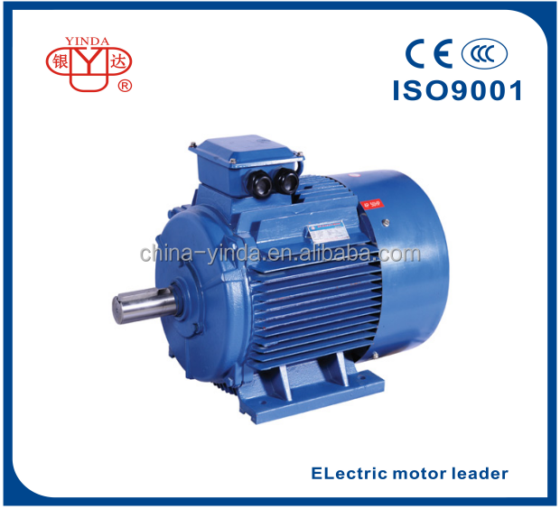 Y2 series three phase mitsubishi electric induction motor