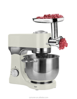 Professional chef assistant dough kneading machine