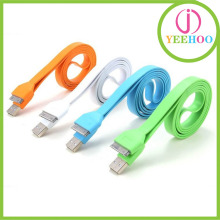 Cell phone usb cable for iphone,for iphone 4 usb cable,for apple iphone 4 usb cable