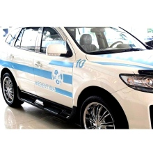 Iso9001 Certified Fashionable Car Sticker Full Body