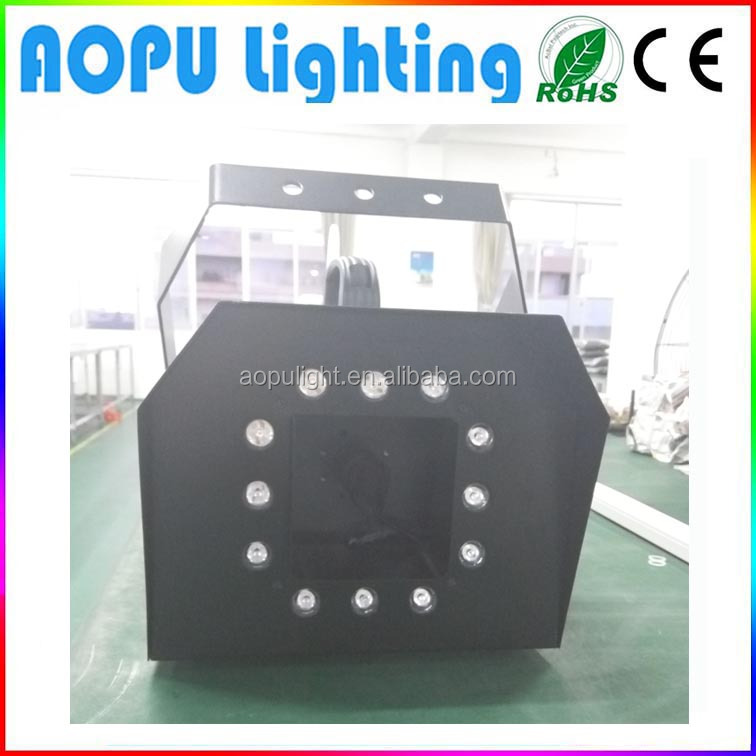 1500W Snow Storm Melting led Snow Effects Machine