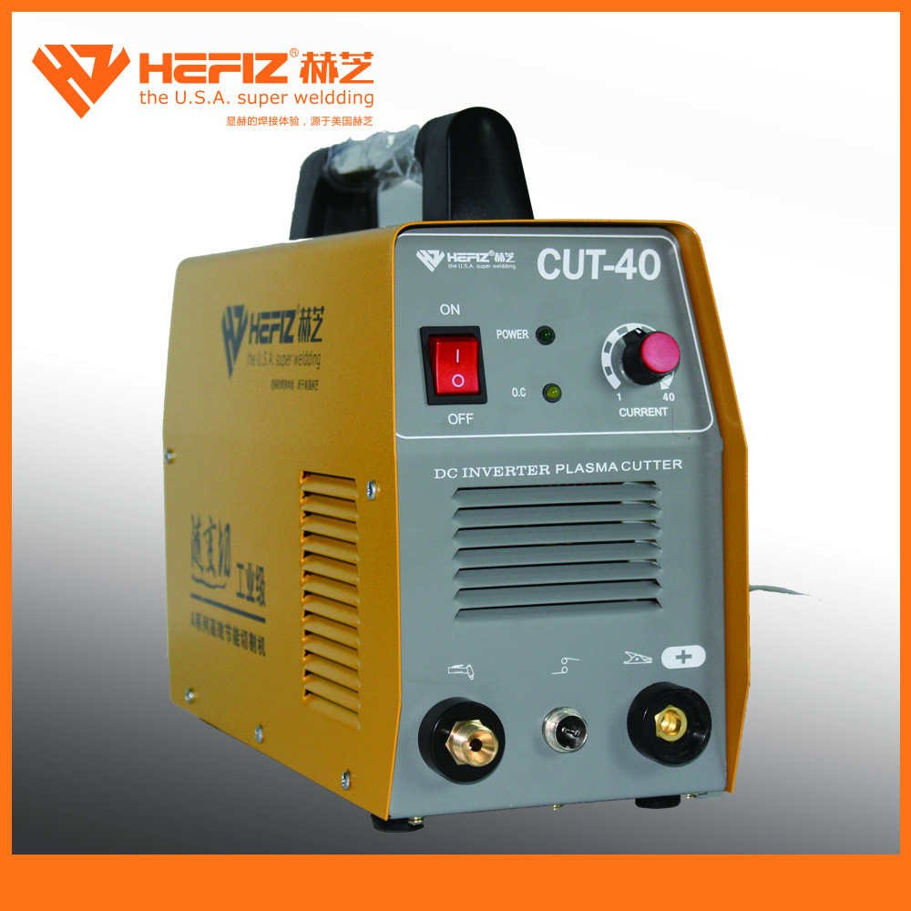 HEFIZ CUT-40 cnc plasma cutting machine for steel iron aluminum cutting usage