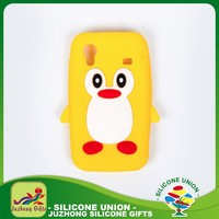 Best quality most fashionable beautiful silicone phone case