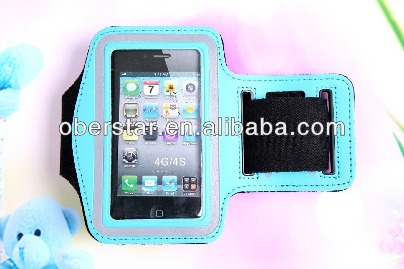 Running Sports Holder Gym Case Cover Armband For iPhone 4 4S