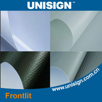 Hot Laminated anti-uv pvc flex banner material for outdoor large billboard