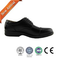Black leather cheap wholesale mens formal shoes