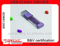 2013 new hot sell funny gadget Crystal customized usb Grade A chap as promotional gifts giveaway