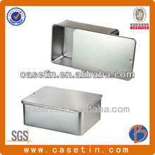 Particular New Design High Quality Business Card Tin Box