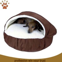 high quality soft warm dog cave bed great