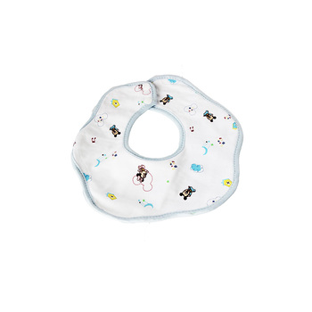 Wholesale Low Price Bandana Cotton  OEM Baby Bibs