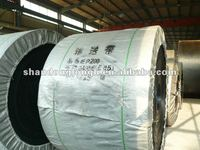 polyester conveyor belting for sand and gravel