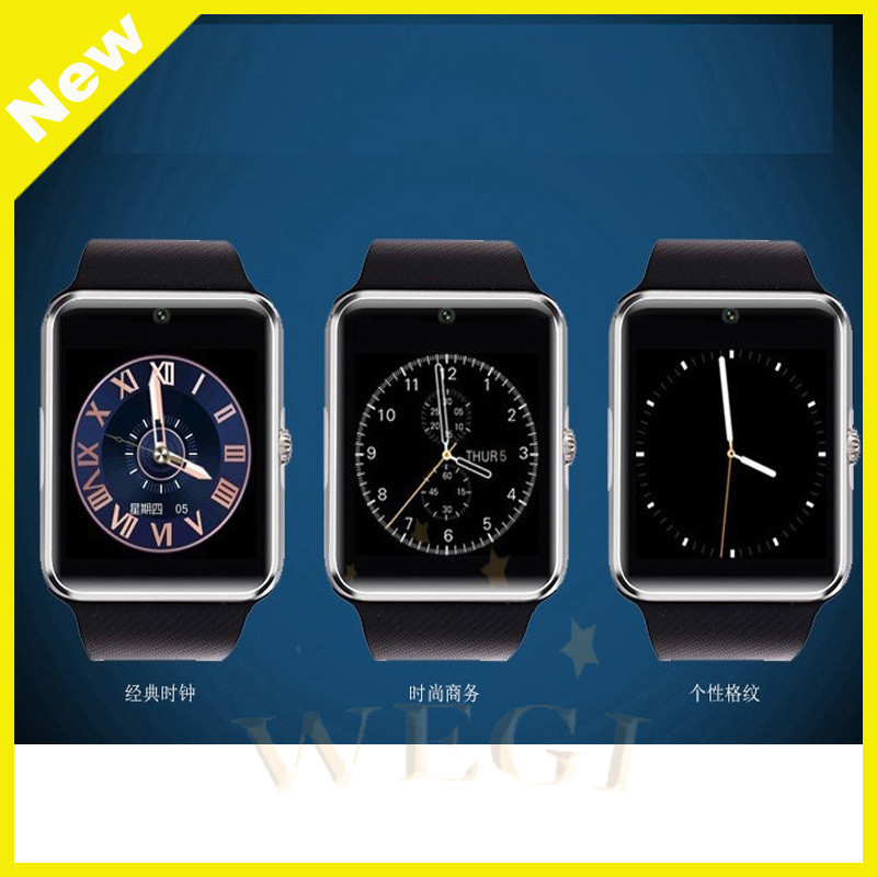 2016 Hot Fashion Smart Watch Phone Watch/Mobile Phone Watch/Bluetooth Watch