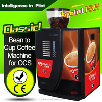 Bean to Cup Espresso Coffee Machine for OCS - Sprint E2S/3S