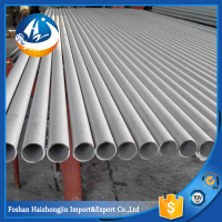 mirror grit finish 420 round ss welded tube for drinking water