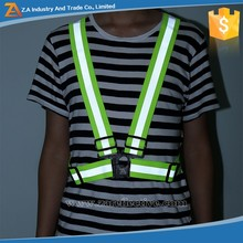 LED Reflective Safety Belt,High Visibility Reflecting Tape Day & Night For Running, Cycling, Walking etc